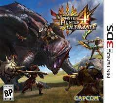 Monster Hunter 4 Ultimate 3DS £19.85 @ Shopto