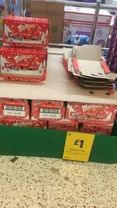 Malteaser Selection Boxes now £1 at Morrisons instore!