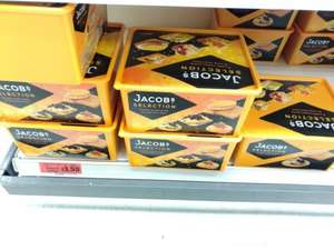 Jacobs biscuits 900g selection tub £1.50 instore @ Sainsbury's