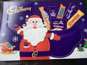 Cadburys medium selection boxes reduced to 38p instore at Co-op