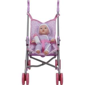 Emmi Doll with Pram - £5 instore @ Tesco (Blackburn)