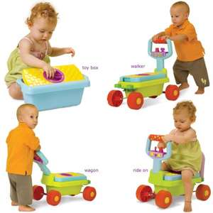 Taf Toys 4 in 1 Developmental Walker - was £39.99 now £27.99 @ Amazon **Cheapest**