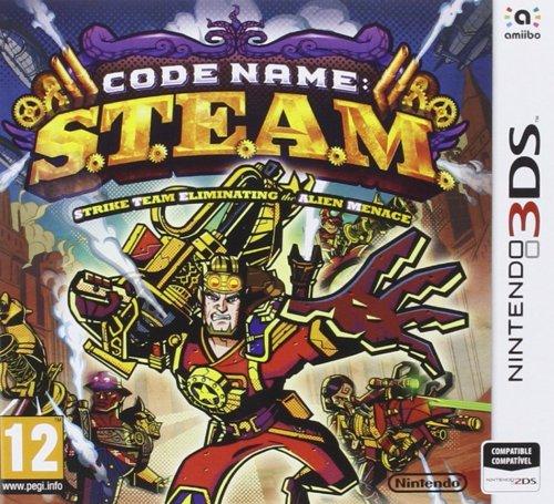 Code name S.T.E.A.M for the 3ds Back in stock at £5 (intsore only) Smyths