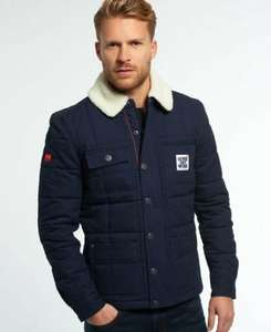 further reductions at superdry. some items reduced from 30% off to 50%