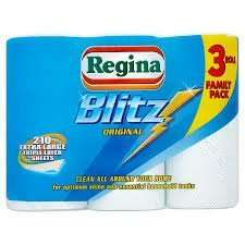 Regina Blitz 3 Pack £3 at ASDA