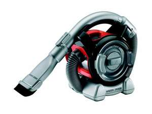 BLACK & DECKER PAD1200 Auto Flexi Car Vacuum, 12 V £21.26 delivered @ Amazon