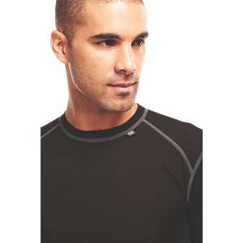 Helly Hansen Long sleeve Baselayer Crewneck (black) @ Screwfix - 50% off (£8.49)
