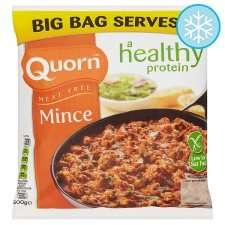 Quorn Meat Free Mince 500g@ Iceland, Ocado and Tesco