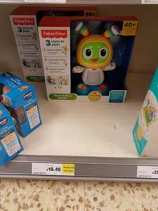 Dance and move beatbo in store deal £18.48 @ Tesco