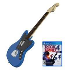Rock Band Rivals Guitar Bundle PS4 £35 @ GAME