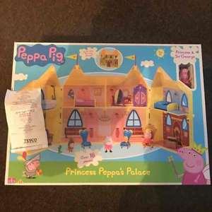 props pig princess palace was 49.99 £12.48 instore @ Tesco