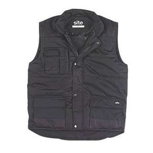 workwear ..site maple bodywarmer @ screwfix was £16.99 now £4.99