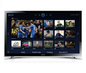 "Samsung 22"" smart wifi Tv with freeview HD tuner £169 at Richer Sounds and John Lewis, over £200 elsewhere"