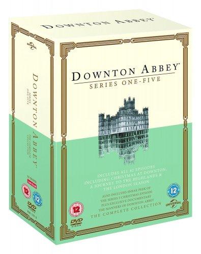 Downton Abbey seasons 1-5 complete £5.99 at Amazon (Prime) or £7.35 (non-Prime)