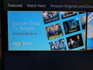 Free First Episode of many latest TV Shows in Amazon Prime Video