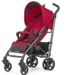 Chicco liteway stroller in red £64 tesco direct (free C&C)