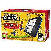 Back in stock !!! Nintendo 2ds with super mario bros 2 £75.99 @ Tesco direct