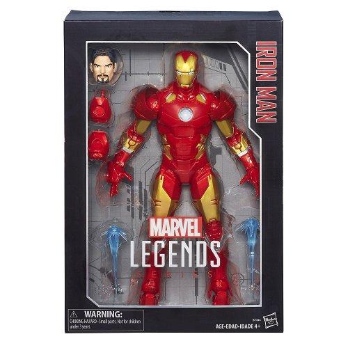 Marvel Legends 12 Inch Iron Man Action Figure £22.40 @ Amazon US