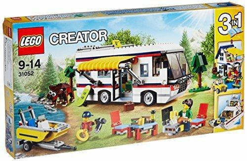 LEGO 31052 3 in 1 Creator Vacation Getaways Construction £37.92 @ Amazon