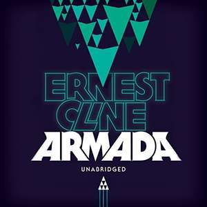 EXPIRED    Armada audiobook by Ernest Cline audible deal of the day