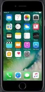 Apple iPhone 7 32GB 600 minutes 5000 texts 1GB data upfront cost £79.99 monthly cost £29.50 for 24 mths  £787.99 @ iD Mobile