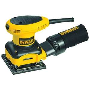 Dewalt D26441-LX 1/4 110V Palm Sander £47.99 free delivery @ builderdepot.co.uk
