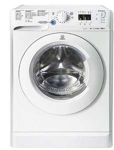 Indesit XWA81252XW Innex Freestanding 8KG Washing Machine - White - £180 @ Tesco Direct