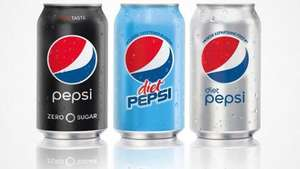 Pepsi Original / Diet / Max (12 x 330ml) was £4.50 now (BOGOF) so two cases (24 Cans makes it 18.75p per can) @ Ocado
