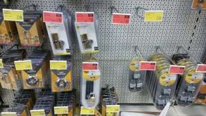 Yale locks heavily reduced in B&M Bargains from £7.99 to £1.99