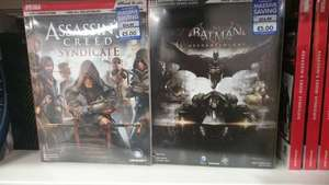 prima strategy guides batman arkham knight/ assassins creed syndicate £5 @ The Works