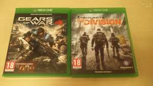 Gears of War 4 + Tom Clancy's The Division £29.99 @ Argos