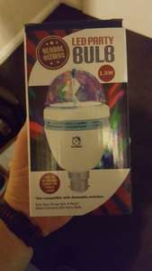 led disco light similar to jml - £2.99 @ the range