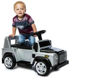 Kids @ Play 6v Powered Land Rover Was £199.99 Now £64.99 @ Argos