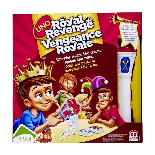 Wilko Uno Royal Revenge £5
