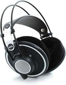 AKG K702 Open-Back Dynamic Reference Headphones - Black £113 @ Amazon