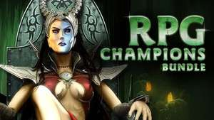 The RPG Champions (Two Worlds) Bundle - £1.34 - bundlestars