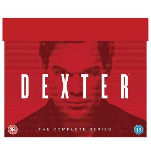 Dexter Season 1-8 (DVD) on Amazon (lightning deal) £18.86 (Prime)