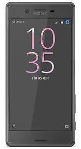Sony Xperia X sim free refurb with 12 mths guarantee £249 @ eBay Argos outlet