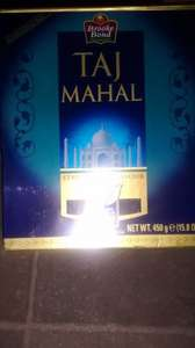 Taj Mahal Brooke Bond Loose leaf black tea 450g for 88p @ Tesco
