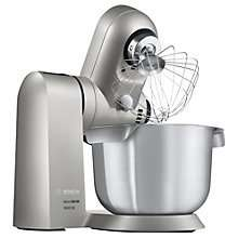 Bosch MUMXL10TGB Stand Mixer, Silver was 499.99, now 199.99 still in stock instore at Bluewater + other South Eastern John Lewis Stores