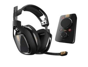 Astro A40 TR Gaming Headset with Mix Amp TR for PS4, PS3 & PC - Black £143.99 with code @ Game