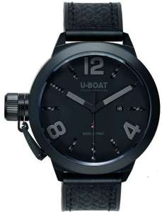 The cheapest real U-Boat Watch (Classico) £1,293.76 delivered with free gift @ C W Sellors - Jura Watches
