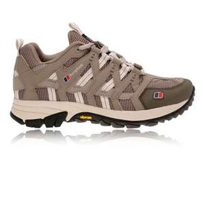 BERGHAUS PROGNOSIS TECH WOMEN'S WALKING SHOES SIZE 4 ONLY £19.99 (+ £4.99 Del) @ SportsShoes.com