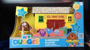 Hey Duggee Clubhouse £3.99 instore @ Home Bargains