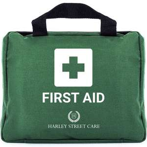 Harley Street Care First Aid Kit - 103 Pieces - £9.99 Delivered by Just-Beauty UK on eBay