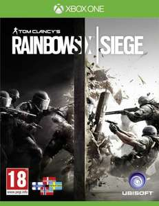 Tom Clancy's Rainbow Six: Siege - Art of Siege Edition (Nordic) Xbox one £11.50 @ Coolshop