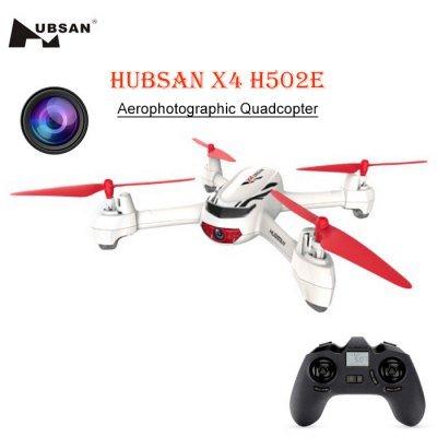 Hubsan X4 H502E GPS  2.4G Drone from Gearbest -EU warehouse £62.32 @ Gearbest