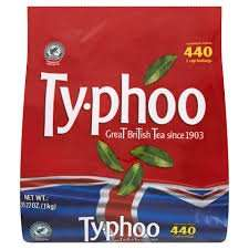 Typhoo Tea 440 bags £3.49 @ Lidl