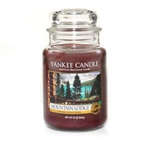 2 large YANKEE CANDLE jars for £26.00 @ very.co.uk (free delivery with Collect+)