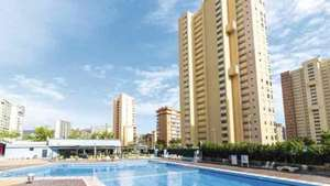 Benidorm from London Gatwick, 7 nights 17th January - £149 pp Full Board inc luggage and transfers @ Thompson Holidays. Manchester also available.